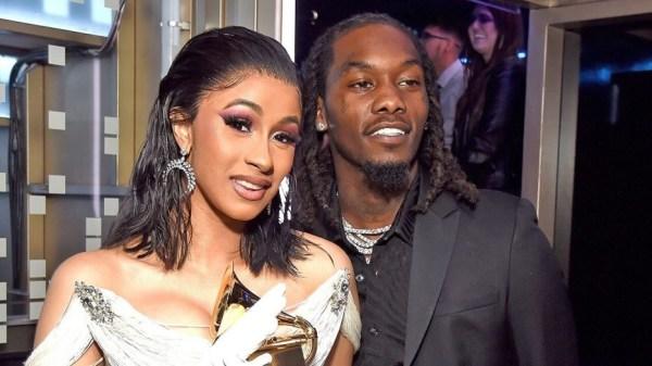 Cardi B fala pela primeira vez sobre divórcio com o rapper Offset