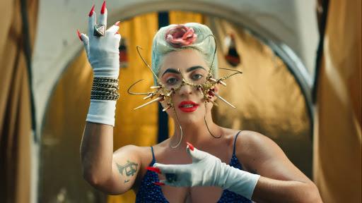 """Em parceria com a LG, Lady Gaga lança versão exclusiva do clipe """"911"""""""