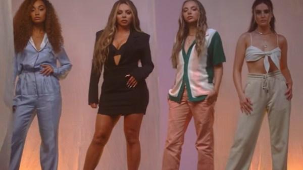 """Little Mix lança vídeo vertical de """"Holiday"""""""