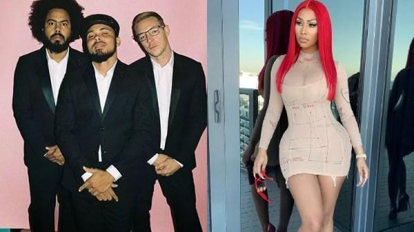 Major Lazer revela lançamento de faixa com Nicki Minaj para próxima quinta-feira (10)