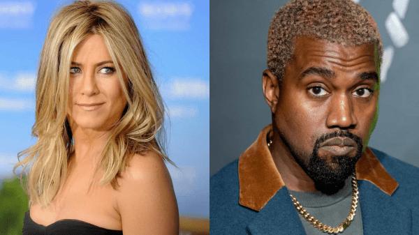 Kanye West e Jennifer Aniston trocam indiretas nas redes sociais