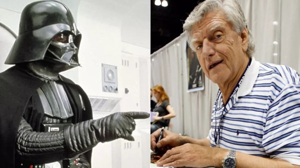 "Morre David Prowse, o Darth Vader do filme ""Star Wars"""