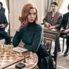 """""""O Gambito da Rainha"""" quebra recorde de minissérie mais assistida da Netflix"""