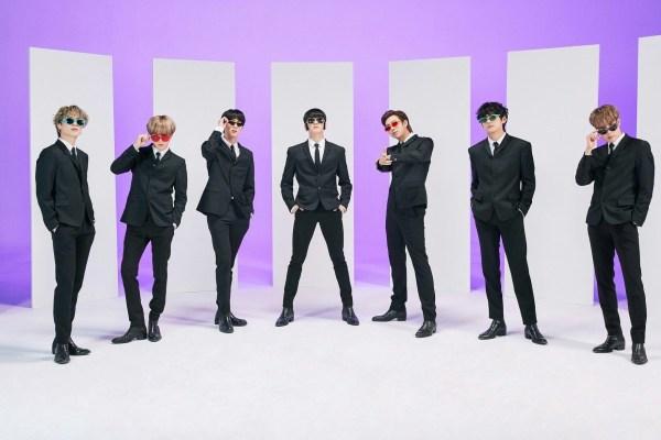 """BTS lidera topo da Billboard com seu mais recente álbum """"Be"""""""
