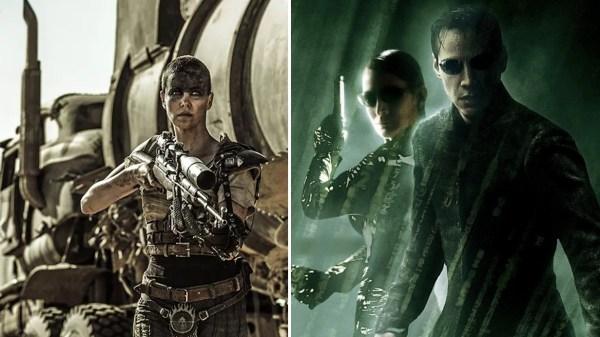 """""""Furiosa"""", """"A Cor Púrpura"""", """"Matrix 4"""" e outros filmes tem data de lançamento divulgada pela Warner Bros."""