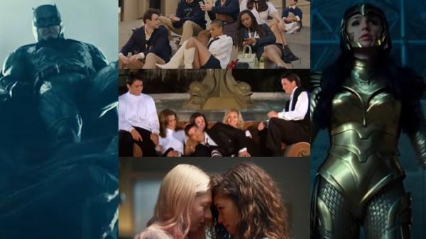 "HBO Max divulga prévia de ""House of The Dragon"", ""Gossip Girl"", ""Euphoria"" e outras novidades"