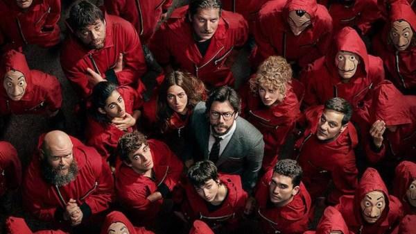 """Netflix está desenvolvendo versão coreana de """"La Casa de Papel"""""""