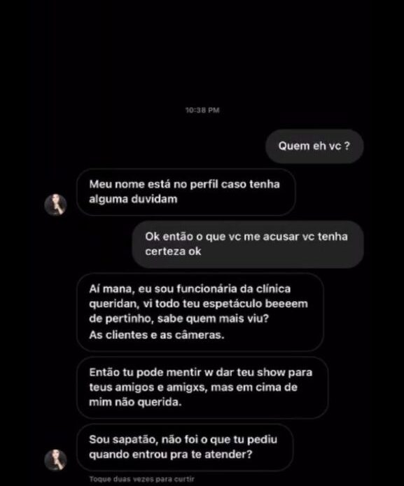 """Maquiadora é vítima de transfobia em salão de beleza do RS: """"Ameaçada de morte"""""""