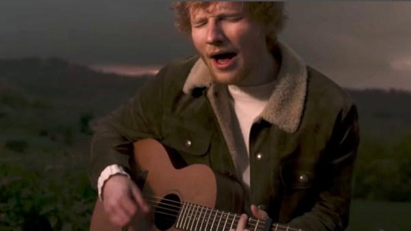 Ed Sheeran (Foto: Reprodução)
