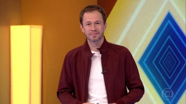 bbb22 BBB21 Tiago Leifert (Foto: TV Globo)