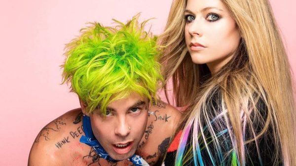 O rapper MOD SUN e Avril Lavigne (Foto: Divulgação)