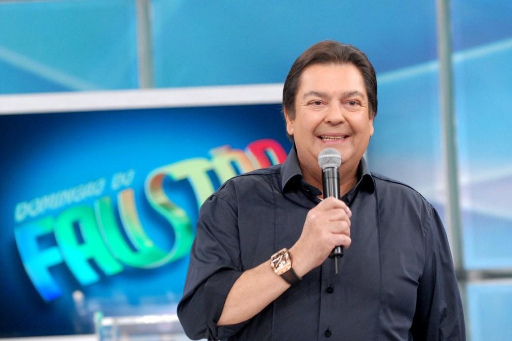 Fausto Silva Domingão do Faustão (Foto: TV Globo)