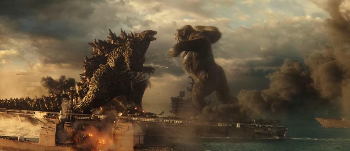 """Godzilla vs. Kong"" tem trailer divulgado"