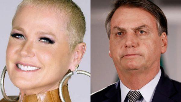 "Xuxa Meneghel critica ""desgoverno"" Bolsonaro: ""Piada no mundo todo"""
