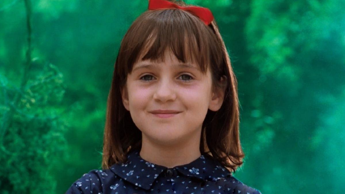 Mara Wilson interpretou Matilda no longa original. (Foto: Divulgação)