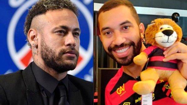 VÍDEO | Neymar é flagrado jantando com Gil do Vigor em SP