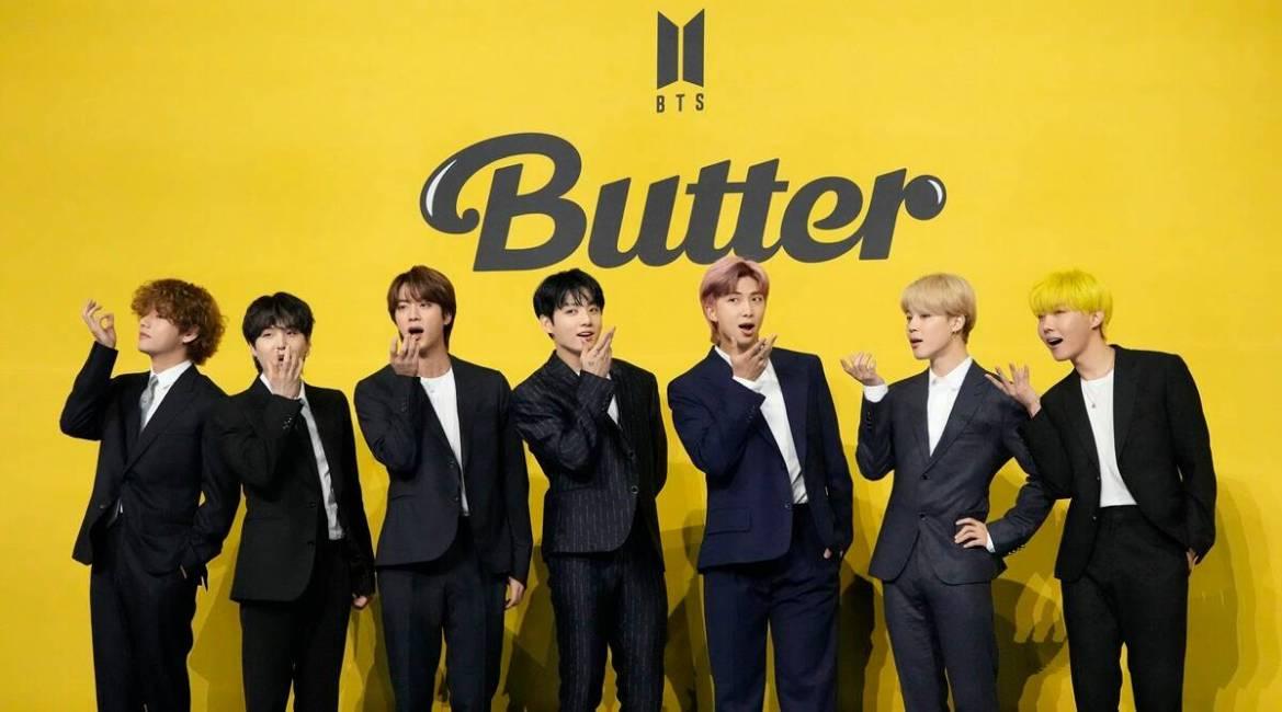 bts butter remix
