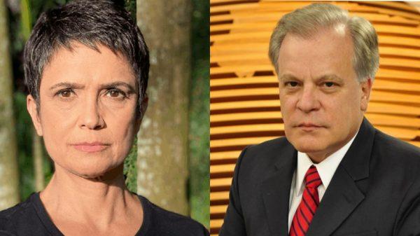 Sandra Annenberg e Chico Pinheiro podem deixar a Globo