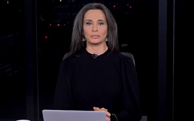 """CNN Brasil vira piada na internet após """"sumir"""" com Carla Vilhena durante jornal"""