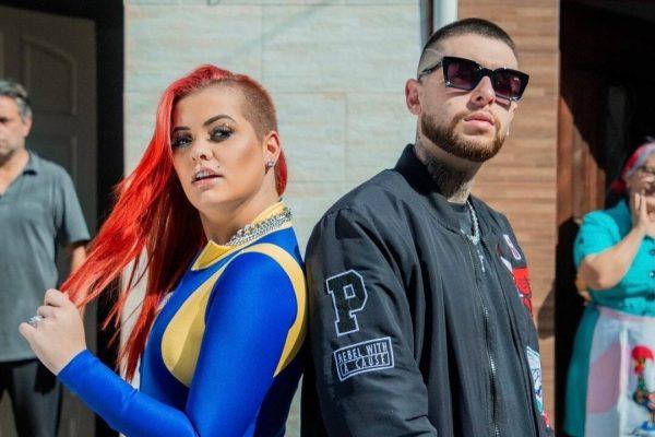 """Mc Mari e Mc Hollywood lançam a faixa 'Dentro do Palio': """"quebrando tabu"""""""