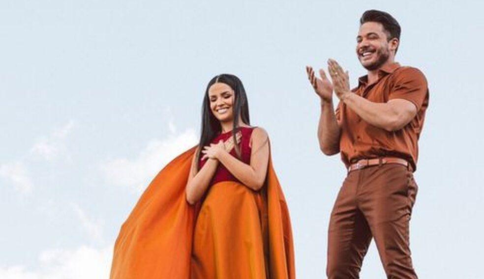 Juliette e Wesley Safadão se apresentaram no Criança Esperança — Foto: Reprodução/ Instagram