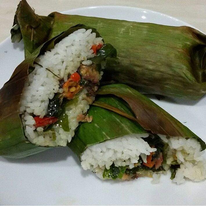 Nasi Bakar Ikan Peda Pedas Bahan Nasi 500 Gram Beras 150 Ml Santan Kental 3 L Portal Berita Sidoarjo