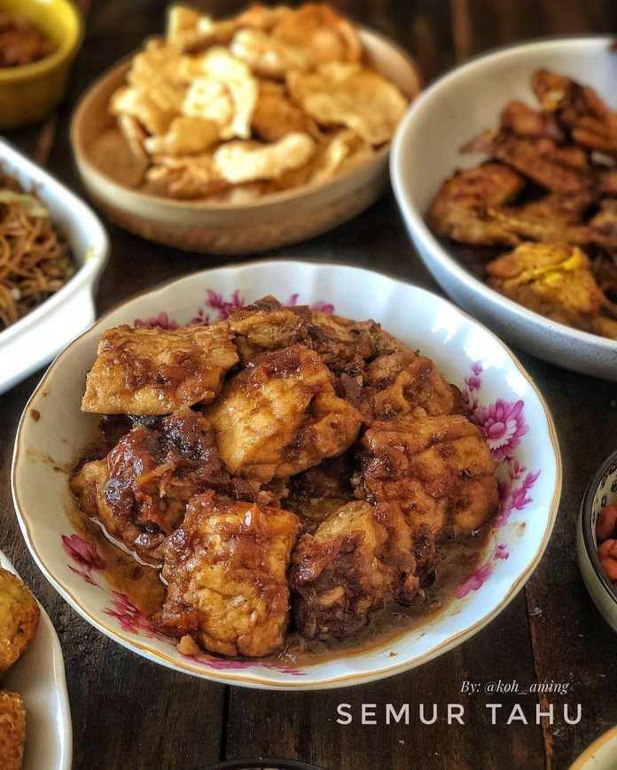 1593761361 303 Info kuliner NASI UDUK SEMUR TAHU Swipe left