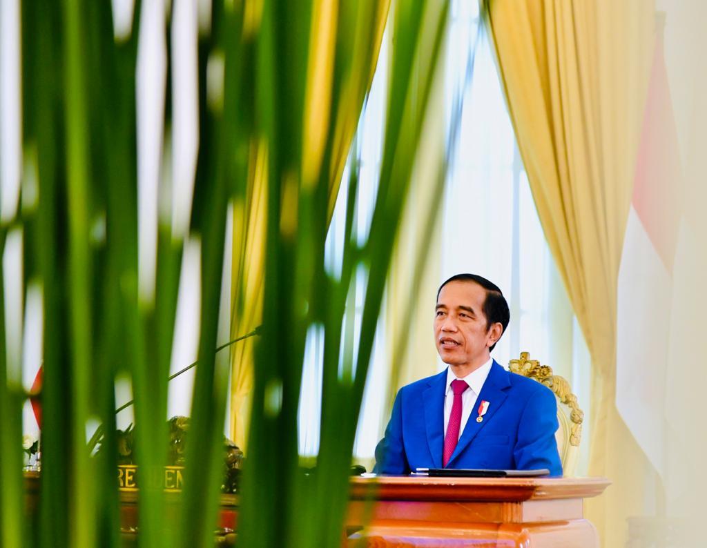 Presiden Minta Perguruan Tinggi Berperan Aktif Mewujudkan Indonesia sebagai Negara Maju