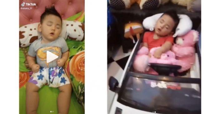 Viral Video Bocah Tertidur Selama Setahun, Keluarga Ungkap Kisah Pilunya