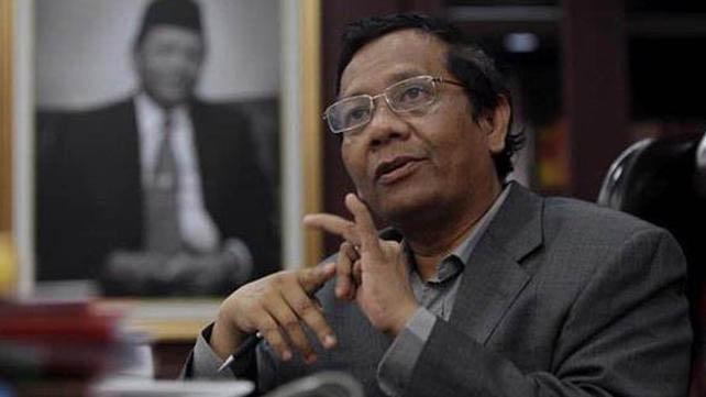 Mahfud MD: Pejabat yang Lindungi Djoko Tjandra Harus Siap Dipidana
