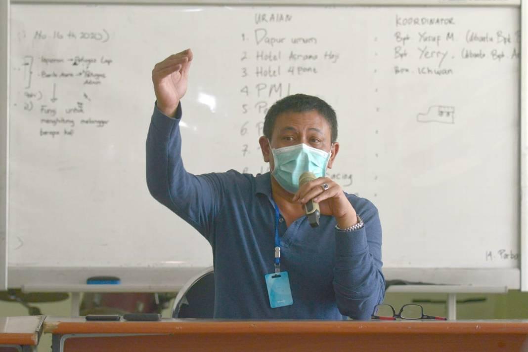 Pemkot Surabaya Pastikan Sudah Jalankan Inpres Jokowi Nomor 5 Tahun 2020