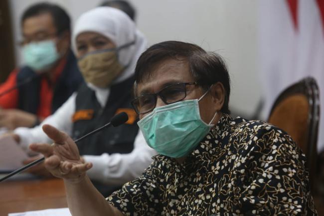 Pendatang Masuk Surabaya Wajib Swab, Epidemiolog: Transmisi Lokal Bagaimana?