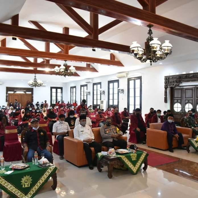 1603482876 877 Pemuda Muhammadiyah Diajak Ikut Membangun Kab