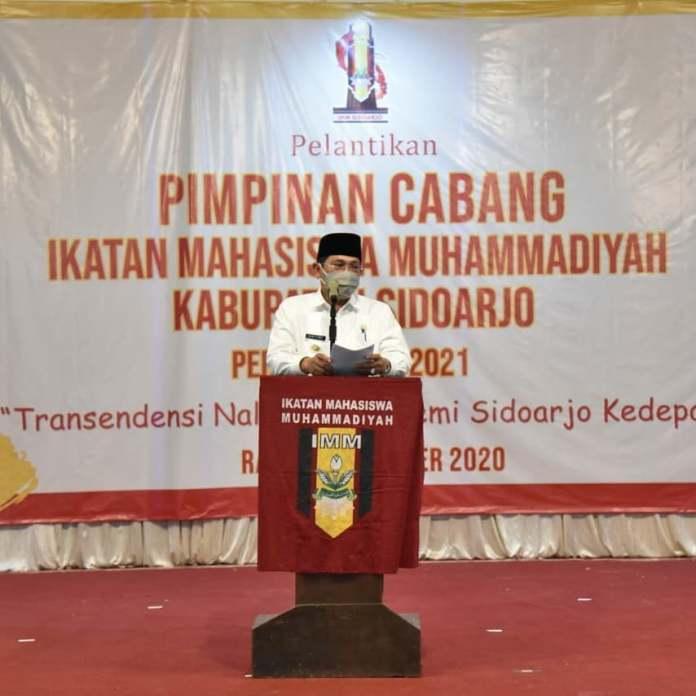 1603482876 895 Pemuda Muhammadiyah Diajak Ikut Membangun Kab