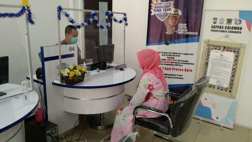 AKBP Teddy: Satpas Colombo Berikan Pelayanan Pemohom SIM Yang Sesuai Prosedur
