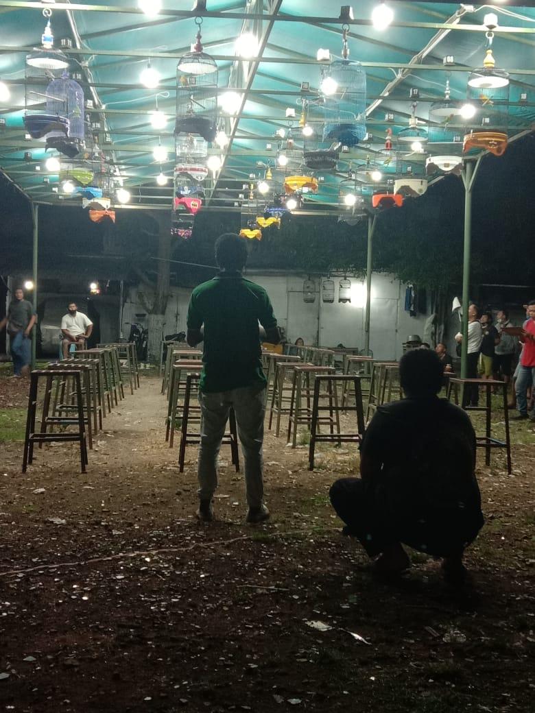Kwatir BurungKicauan'Rusak', Nine Star Community Gelar Latber