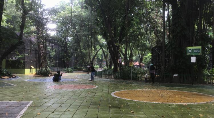 Meski Libur Panjang, Kunjungan ke Tempat Wisata Surabaya Tak Seramai Sebelum Pandemi