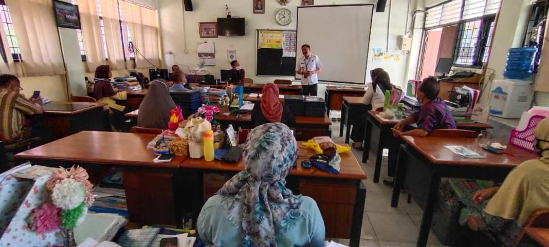BNN Kota Surabaya Bertekad Selamatkan Generasi Milineal dari Kejahatan Narkoba