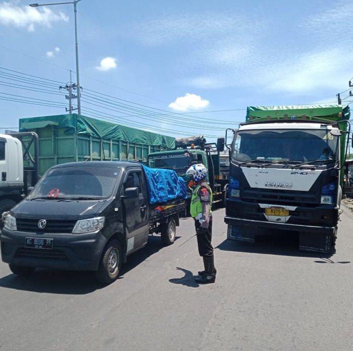 EINFO TERKINI LALULINTAS SIDOARJO Sidoarjo 051120 update terkini ada truck