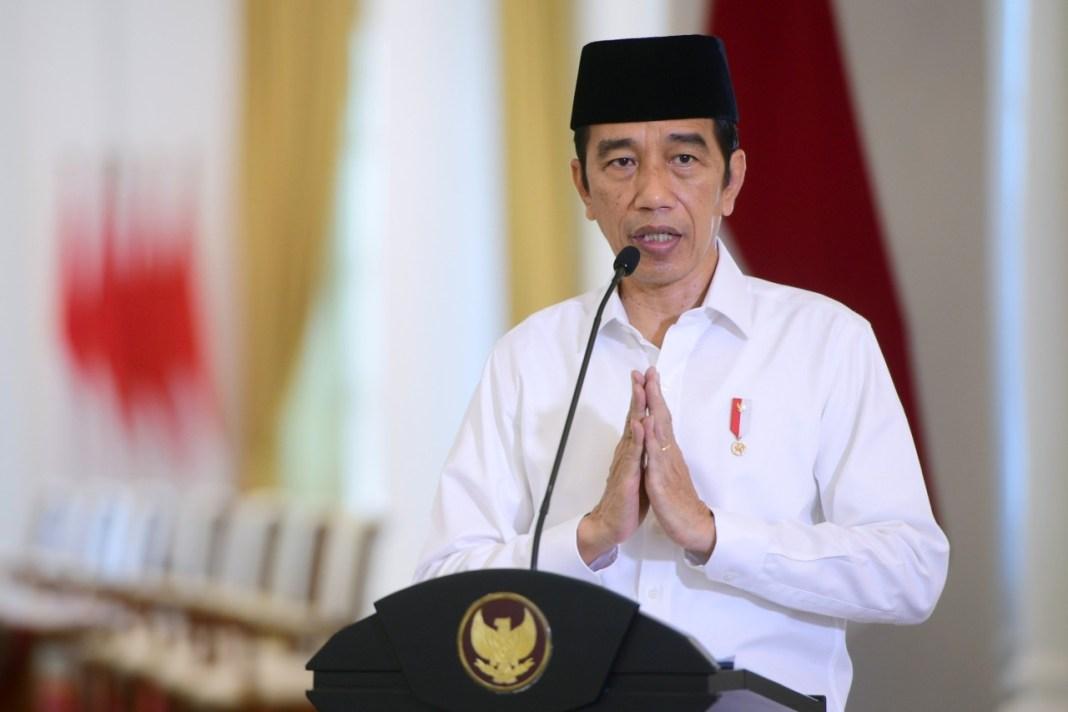 Jokowi Ingatkan Pentingnya Kerukunan Umat Beragama di Tengah Kemajemukan Bangsa