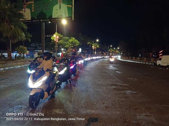 1617721505 496 Open recruitment member Honda Pcx Riders Community CHAPTER SIDOARJO