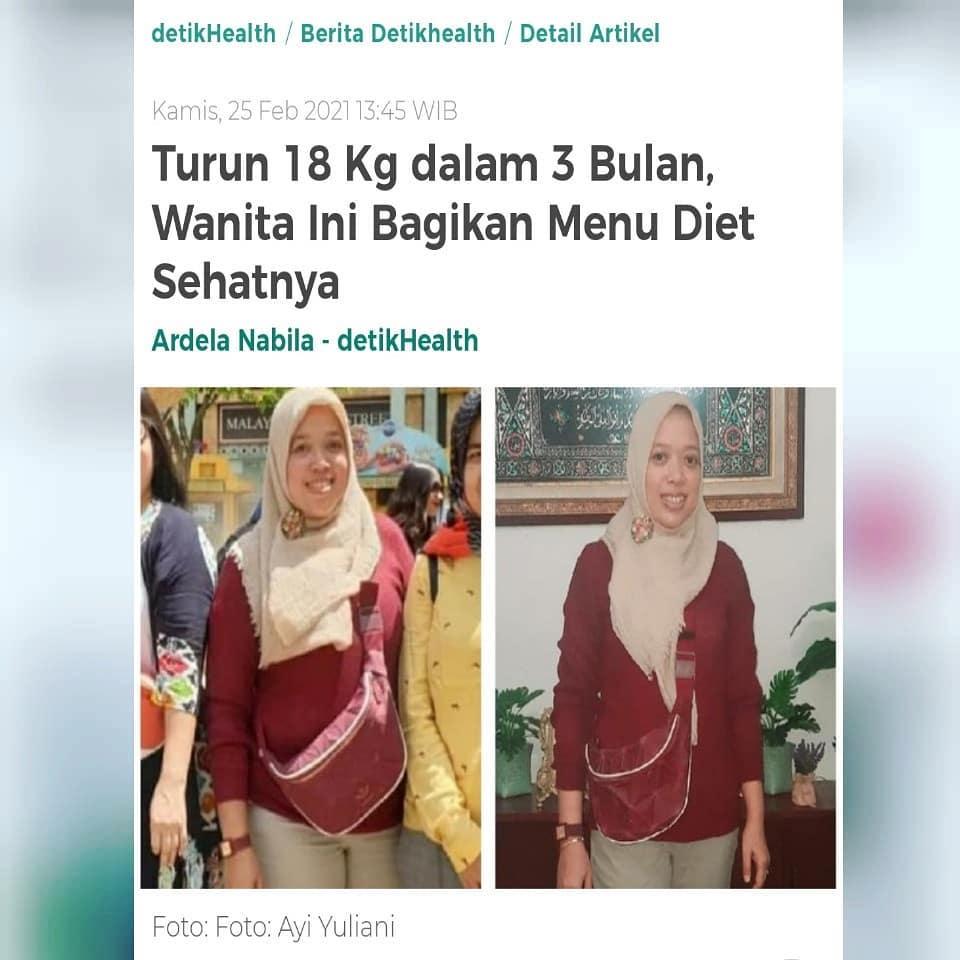 Info sehat, Jakarta-Selesai menikah serta melahirkan, wanita sering kali dihadapi dengan berat badan yang terus…