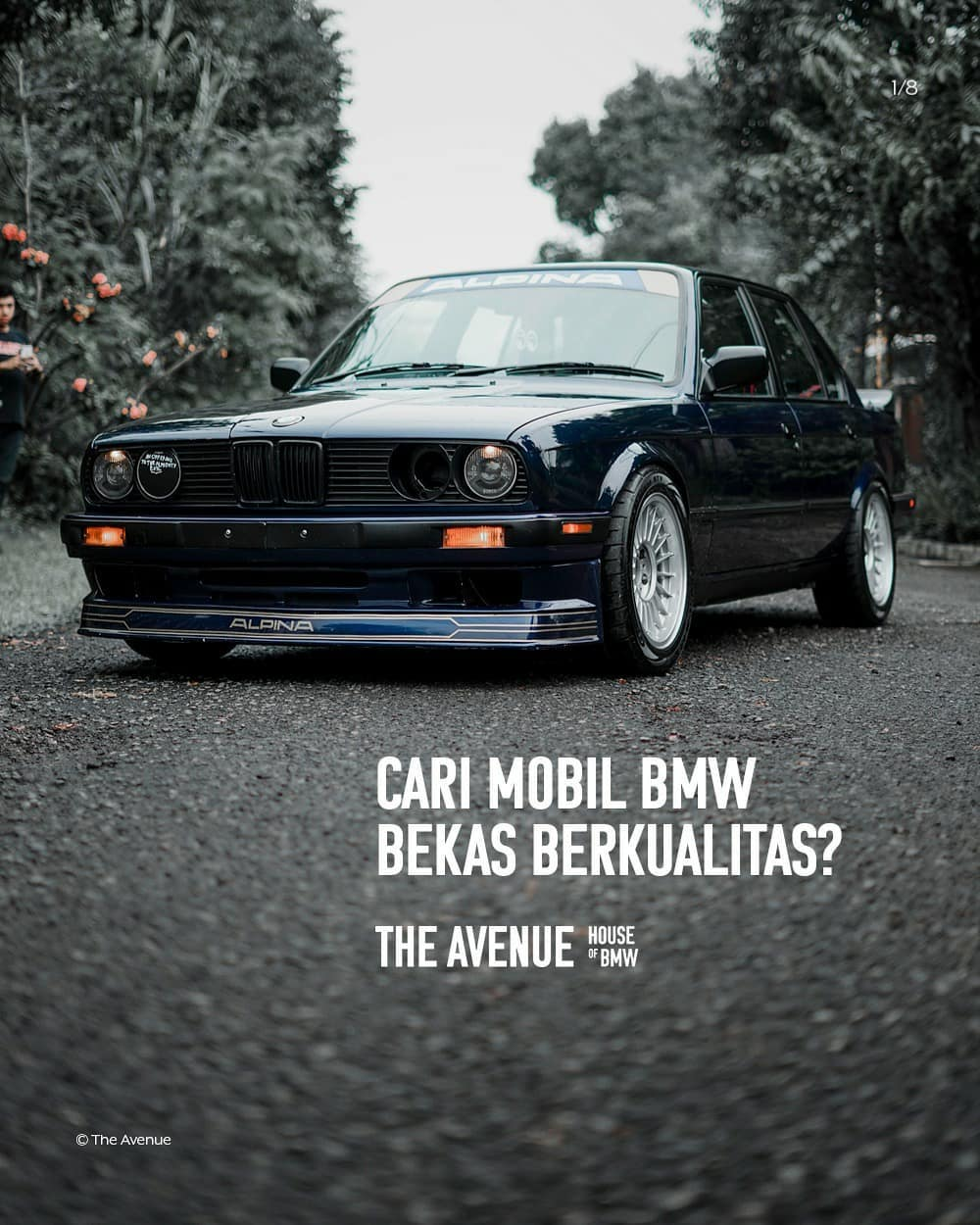 Bapak-bapak yang lagi nyari BMW second yang terawat, good looking serta berkualitas dapat cek ke l…
