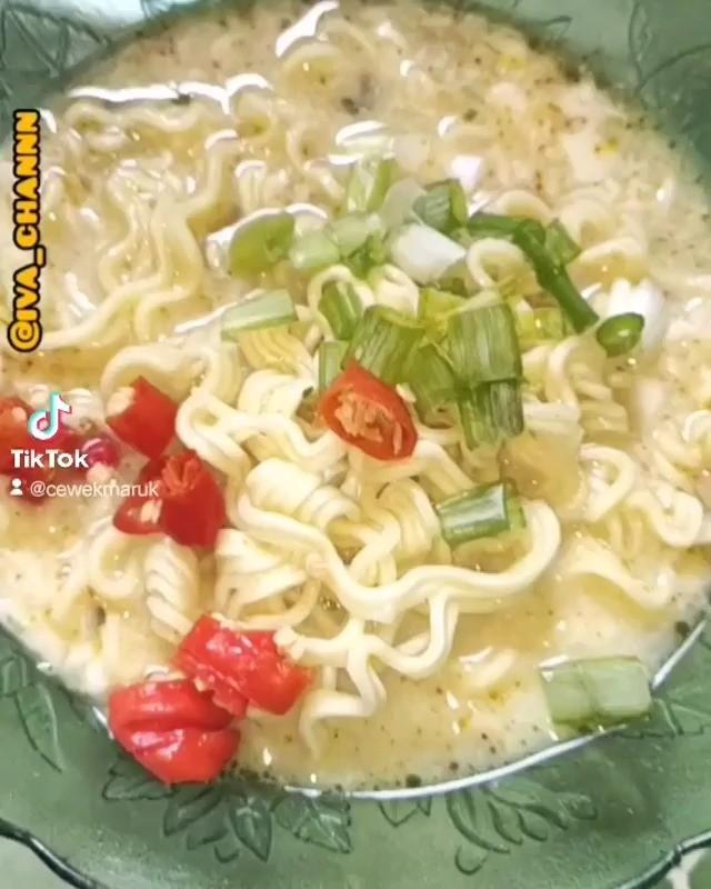 Info kuliner, Indomie next level nih, citarasa internasional HAHA cobain ya, resep serta cara masaknya jg gampa…