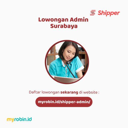 Lowongan Kerja Dibutuhkan cepat Admin untuk Shipper Indonesia Penempatan di