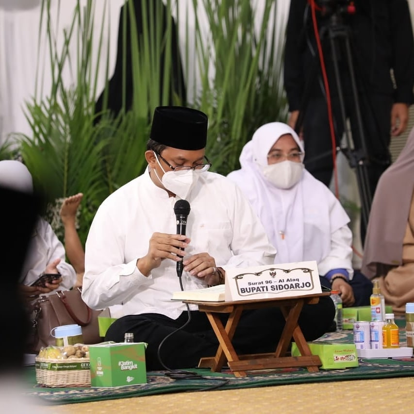 Khotmil Qur'an Online & Nuzulul Qur'an bersama Gubernur, Forkopimda serta Para Bupati & Walikota …