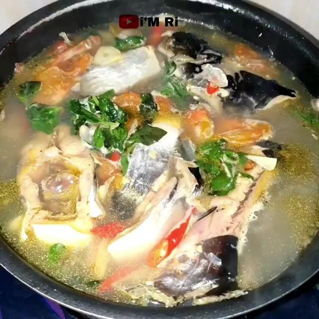 Info kuliner, dapat untuk sahur nih. Krn masaknya super simple, cepet, serta pastinya sehat  Cr : @riaferty12…