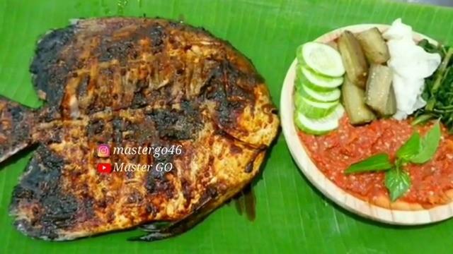 Info kuliner, Ikan Bakar Bumbu Kecap Makan sama nasi anget enak nih  Bahan – Bahan : 1,5 kg ikan kiper 10 bua…