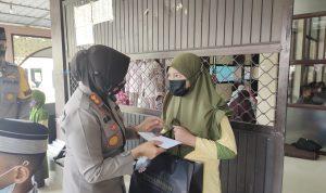Hadiri Peringatan Nuzulul Quran Ramadhan 1442 H Kapolres Tanjung Perak