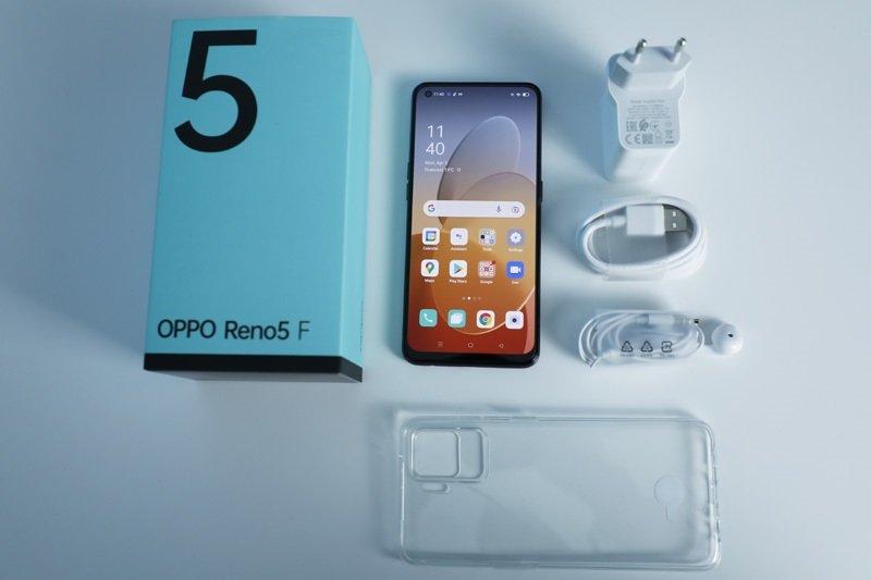 Oppo Reno5 F g